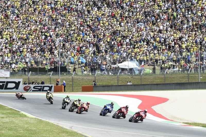 MotoGP-Zuschauerzahlen 2019: Mugello größter Verlierer, Sachsenring legt zu