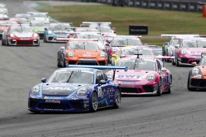 Porsche-Supercup Hockenheim: Erster Sieg für Dylan Pereira