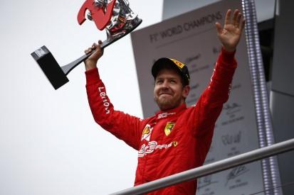 """Vettels Aufholjagd sorgt für Jubel im Motodrom: """"Habe es wirklich genossen"""""""