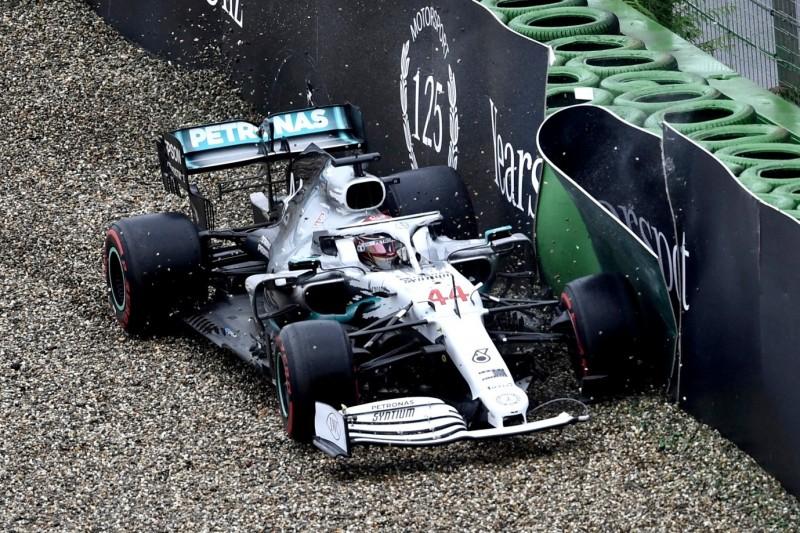 """Lewis Hamilton nach Hockenheim-Pleite: """"Ich bin auch nur ein Mensch"""""""