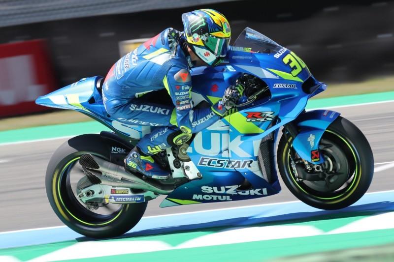 """""""Ein wenig ein Dilemma"""": Suzuki in der MotoGP ohne Hauptsponsor"""
