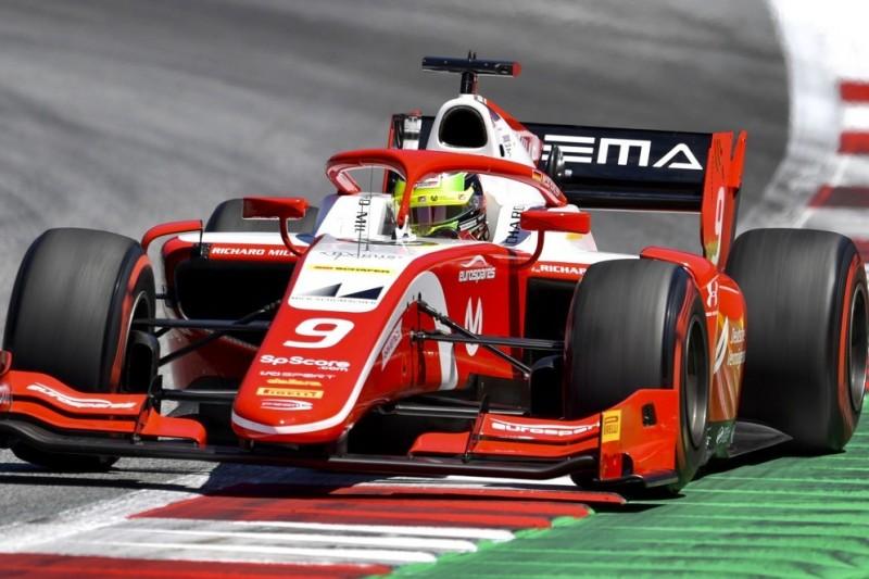 Mick Schumacher: Punktestand spiegelt nicht unser Potenzial wider
