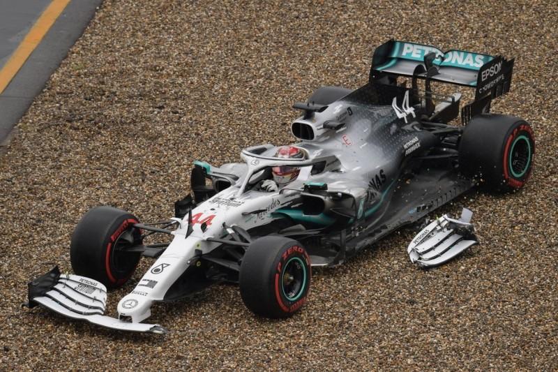 """""""Retire the car!"""": Hamilton forderte Mercedes zum Aufgeben auf"""