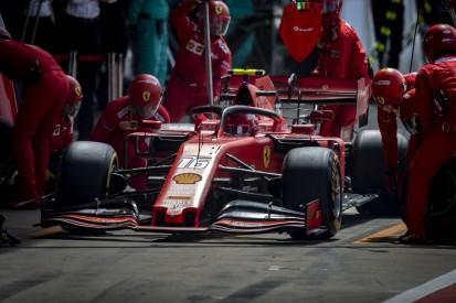 Leclercs unsichere Freigabe: Warum gab es für Ferrari nur eine Geldstrafe?