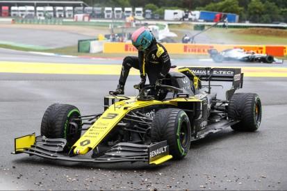 Nach nur 13 Runden: Auspuffleck stoppt Ricciardo in Hockenheim