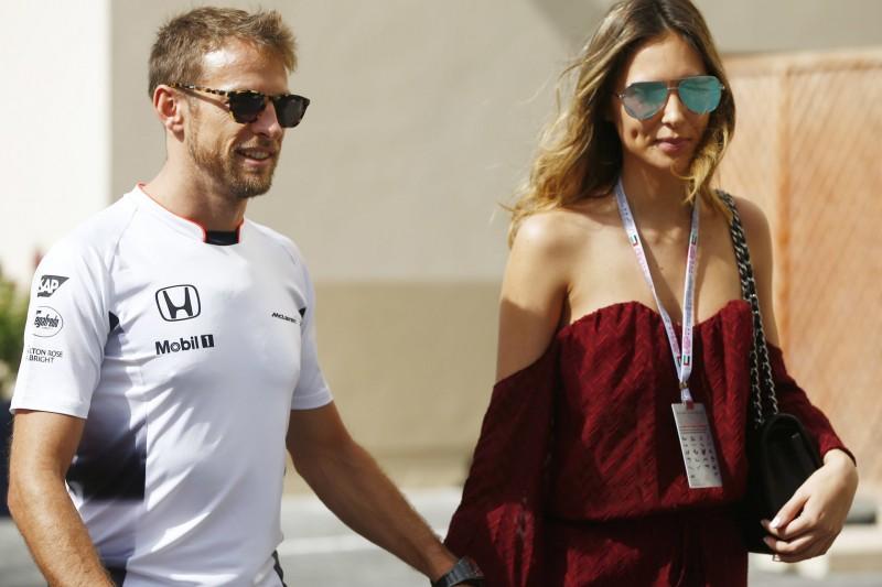 Vaterfreuden nicht nur bei Kwjat: Auch Jenson Button wurde Papa!