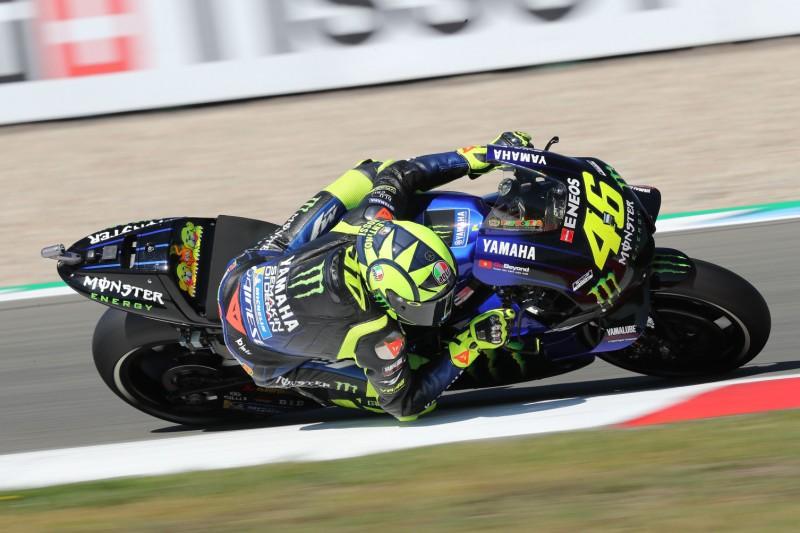 """Valentino Rossi in Brünn unter Druck: """"Wir brauchen ein gutes Ergebnis"""""""