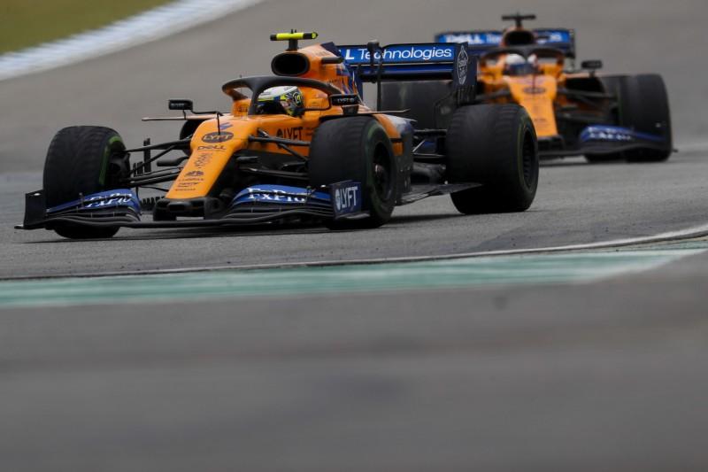 """""""Auf dem Papier eine Herausforderung"""": Ungarn ein Stolperstein für McLaren?"""