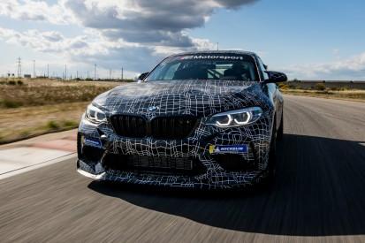 BMW testet M2-Rennmaschine in der VLN am Nürburgring