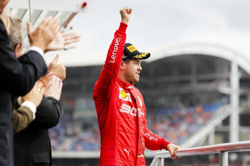 Lieber Leidenschaft als Geld: Vettel hofft auf F1-Verbleib in Deutschland