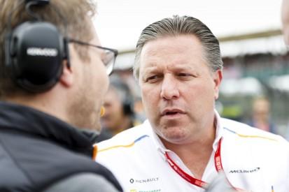 Zak Brown: Formel 1 muss sich am Zuschauer orientieren