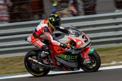 """""""Da geht noch mehr"""": Kiefer lobt Moto2-Rookie Lukas Tulovic"""