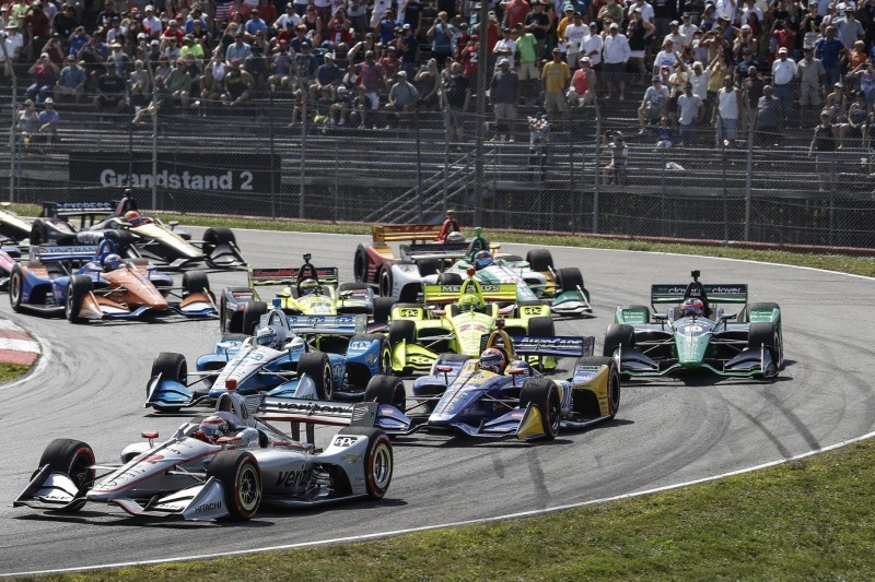 IndyCar-Serie fährt ab 2022 mit Hybrid-Motoren