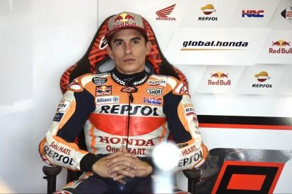 Marc Marquez rätselt über Konkurrenz und stapelt tief