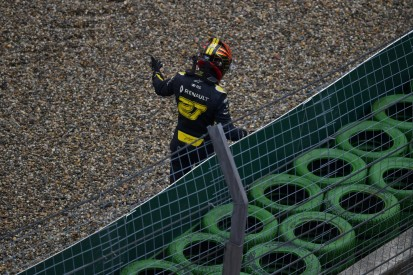 """""""Er sabotiert sich selbst"""": Endet Hülkenbergs Zeit bei Renault?"""