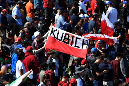 Ungarn: 40.000 Kubica-Fans außer Rand und Band!