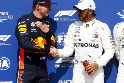 Hamilton: Verstappen als Teamkollege wäre eine Chance für mich