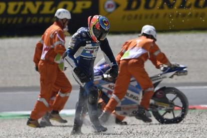 Moto3 in Brünn 2019: Sturz und FT2-Bestzeit für Gabriel Rodrigo