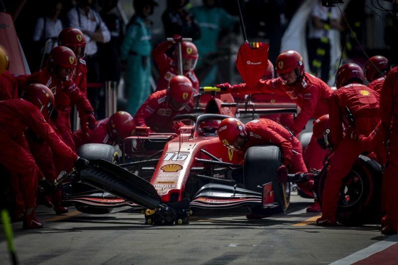 Ferrari-Teamchef: Geldstrafe für Leclercs unsichere Freigabe richtig