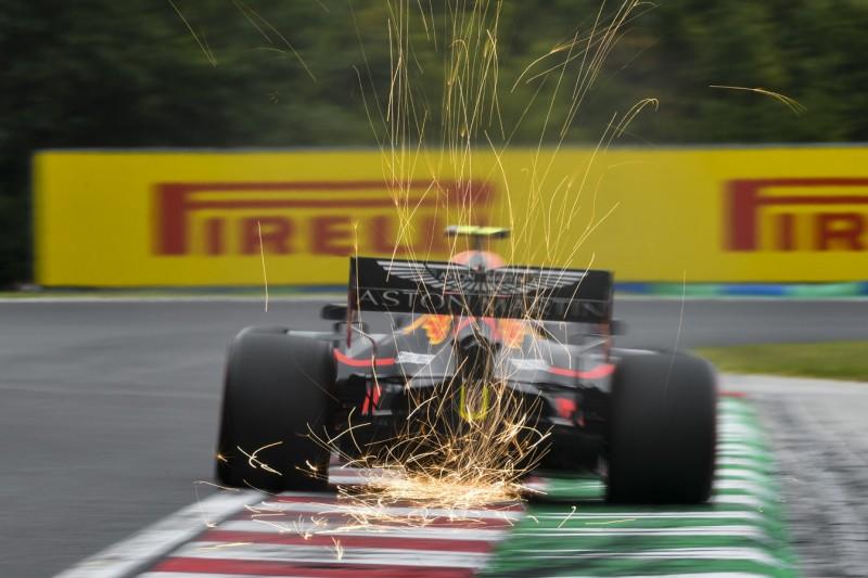 Formel 1 Ungarn 2019: Doppel-Bestzeit für Red Bull