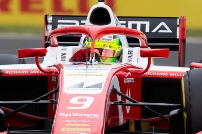 Formel 2 Budapest 2019: De Vries im Regen auf Pole - Mick Schumacher P4