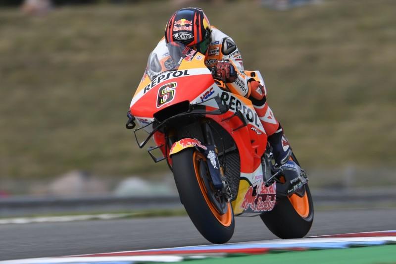 """Stefan Bradl in Brünn: """"Schwierige"""" Umstellung von Superbike auf MotoGP"""