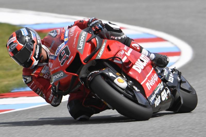 Ducati: Neue Aero-Verkleidung macht die Desmosedici leichtfüßiger