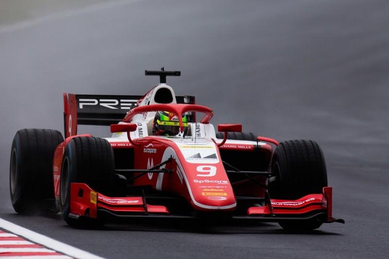 """Mick Schumacher: """"Platz vier ist ein tolles Resultat"""""""