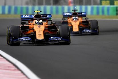 Wichtige Streckenzeit verloren: McLaren mit zwei Defekten