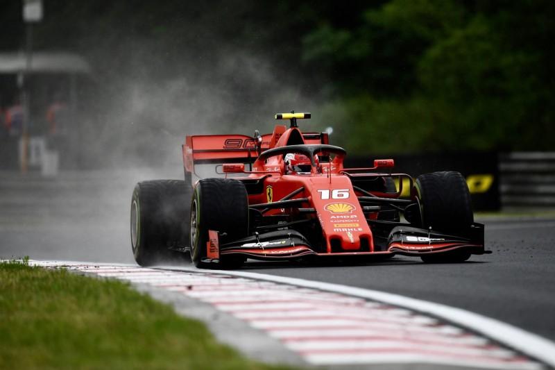 Formel-1-Wetter Budapest: Regen pünktlich zum Qualifying