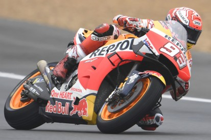 MotoGP in Brünn 2019: Marc Marquez im Regen vorn, Valentino Rossi Fünfter