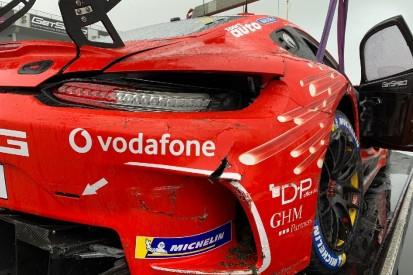 Favorit bei VLN5 raus: GetSpeed-Mercedes nach Zeittraining platt