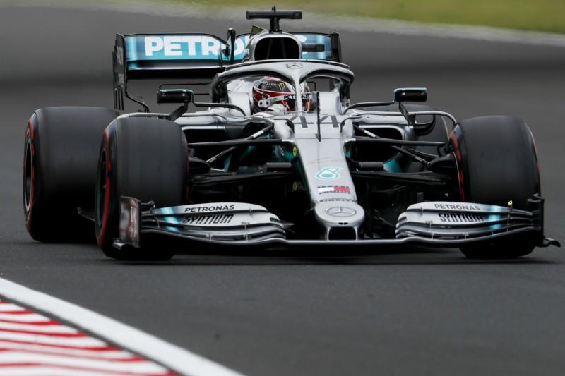 Formel 1 Ungarn 2019: Hundertstel-Krimi im Abschlusstraining
