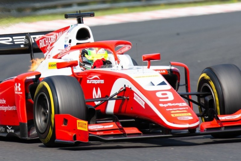 """Mick Schumacher gibt zu: """"Haben den Reifenverschleiß unterschätzt"""""""