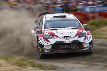 WRC Rallye Finnland 2019: Ott Tänak verteidigt Führung vor dem Schlusstag