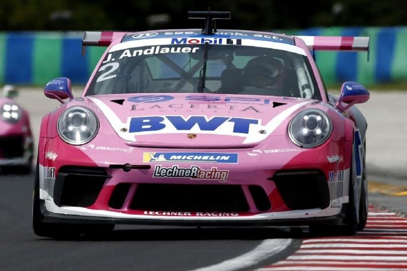 Porsche-Supercup Budapest 2019: Julien Andlauer fährt auf die Pole-Position