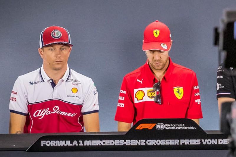 """""""Unwahrscheinlich"""": Gerüchte über Räikkönen und Ferrari"""