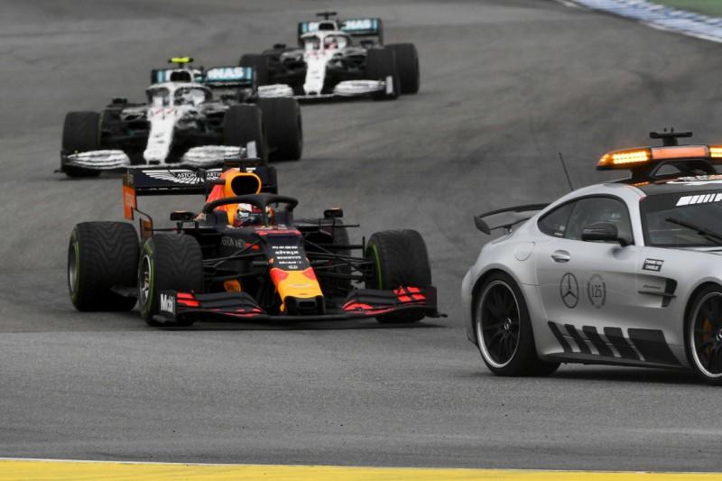 Rennen Ungarn: Nimmt Mercedes Verstappen in die Zange?