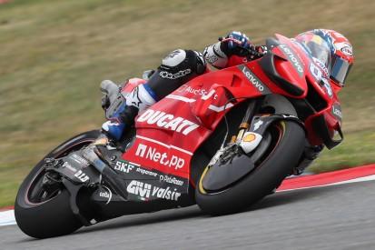 MotoGP in Brünn 2019: Dovizioso-Bestzeit im Warm-up, Rossi nur 19.