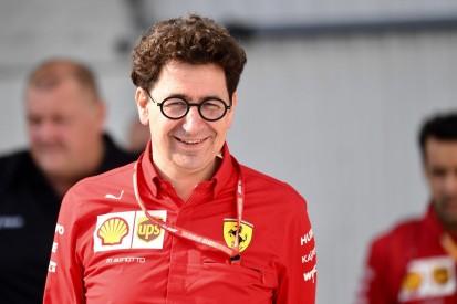 Mattia Binotto: Spaß ist bei Ferrari wichtig - und vorhanden!