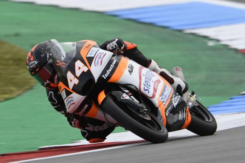Moto3 in Brünn 2019: Aron Canet übernimmt mit Sieg die WM-Führung