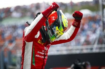 Mick Schumacher: Mit smarter Taktik zum ersten Formel-2-Sieg