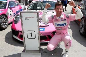 Porsche-Supercup Budapest 2019: Ammermüller feiert zweiten Saisonsieg