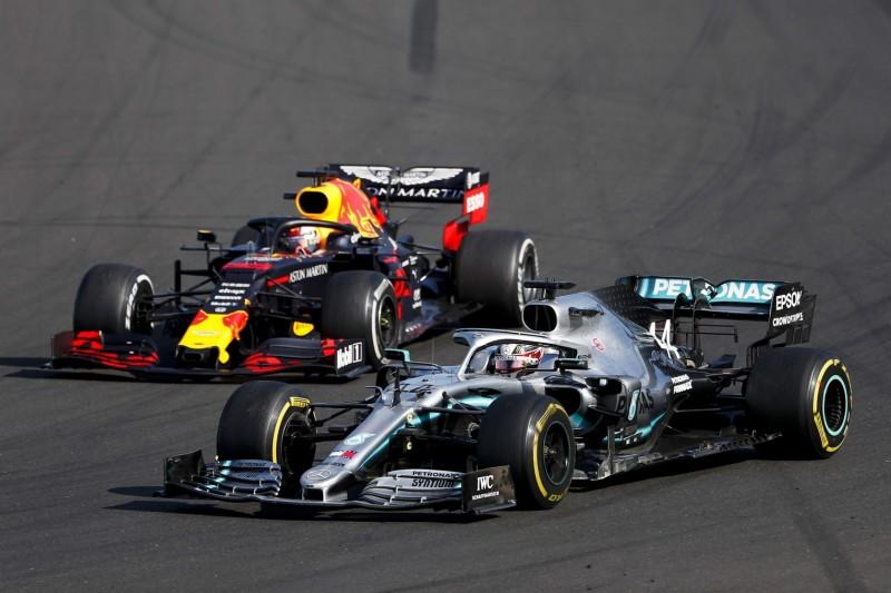 Kampf der Giganten: Wie Mercedes Red Bull austrickste
