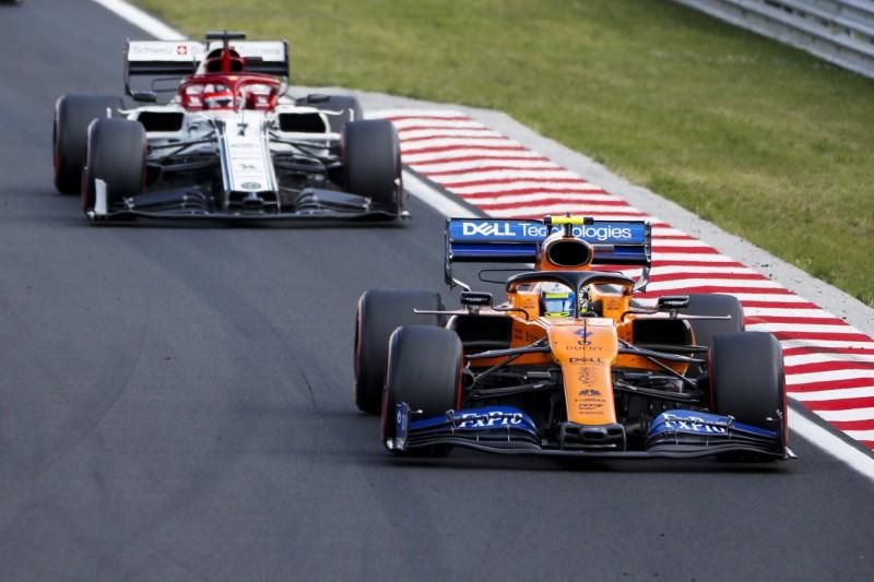 """Räikkönen mit P7 zufrieden: """"Waren schneller als die McLaren"""""""