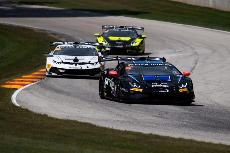 Lamborghini-Trofeo Elkhart Lake: Doppelschlag von Mitchell/Amici
