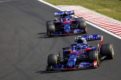 Toro-Rosso-Piloten zeigen Haas wie es geht: Ganzer Sektor Rad an Rad!