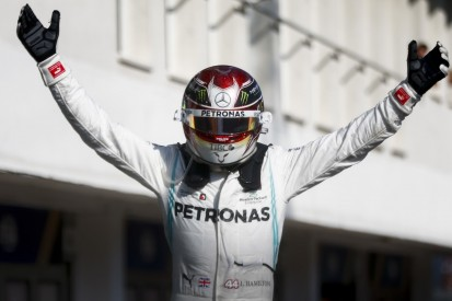 "Hamilton denkt an Punkte: ""Hätte noch aggressiver fahren können"""