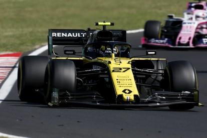 Renault-Probleme: Sicherheitsmodus bringt Hülkenberg um Punktechance