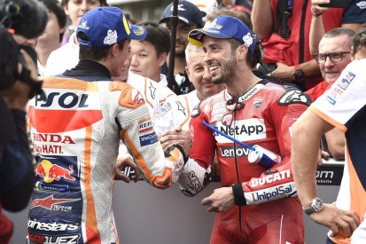 Andrea Dovizioso: Marc Marquez bringt nicht nur Ducati in Schwierigkeiten